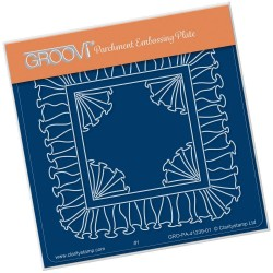 (GRO-PA-41239-01)Groovi® Baby plate A6 FRILL