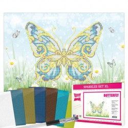 (SPPK10002)Sparkles Set XL Butterfly
