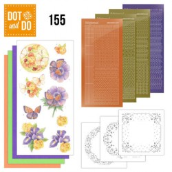 (DODO155)Dot and Do 155 Delightful Flowers