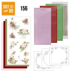 (DODO156)Dot and Do 156 Sweet Summer Flowers