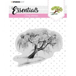 (CLINGSL07)StudioLight Cling Stamp Essentials, nr.07