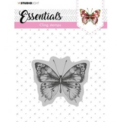 (CLINGSL08)StudioLight Cling Stamp Essentials, nr.08