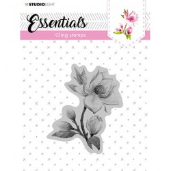 (CLINGSL09)StudioLight Cling Stamp Essentials, nr.09