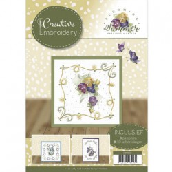 (CB10002)Creative Embroidery 2 - Precious Marieke - Blooming Summer
