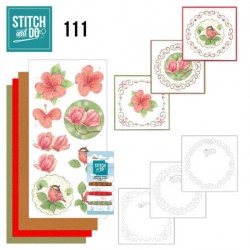 (STDO111)Stitch and Do 111 Nature's Beauty