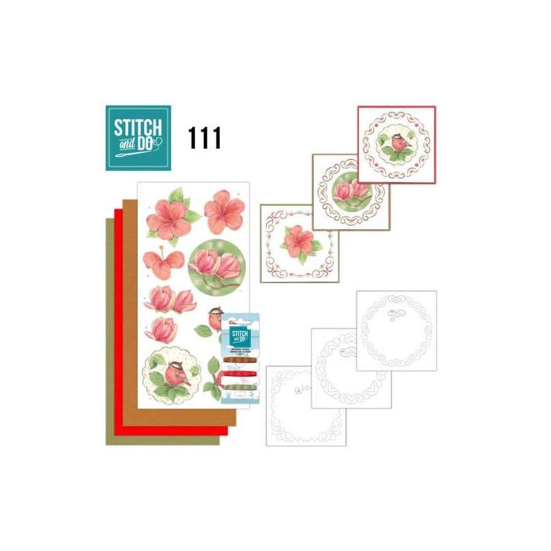 (STDO111)Stitch and Do 111 Nature's Beauty