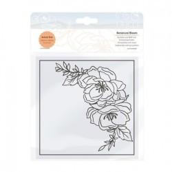 (2459E)Tonic Studios • Embossing folder botanical bloom