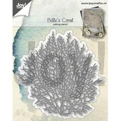 (6002/1297)Cutting dies Bille's Coral