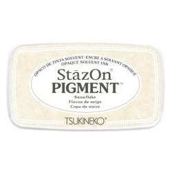 (SZ-PIG-01)StazOn Pigment Snowflake