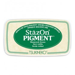 (SZ-PIG-51)StazOn Pigment Shamrock Green