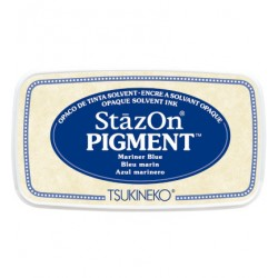 (SZ-PIG-61)StazOn Pigment Mariner Blue
