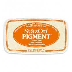 (SZ-PIG-71)StazOn Pigment Orange Peel