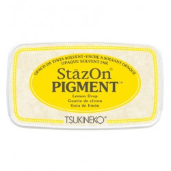 (SZ-PIG-91)StazOn Pigment Lemon Drop