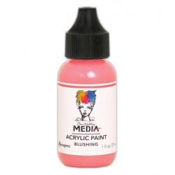 (MDQ53965)Ranger Dina Wakley media heavy body acrylic paint blushing
