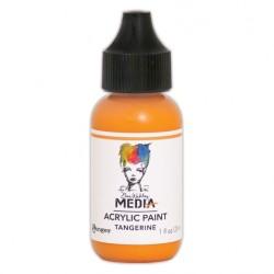 (MDQ54092)Ranger Dina Wakley media heavy body acrylic paint tangerine