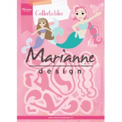(COL1467)Collectables Mermaids by Marleen