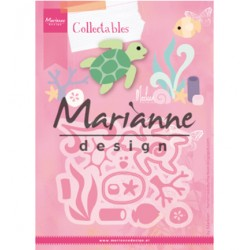(COL1468)Collectables Sealife by Marleen