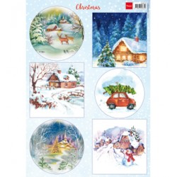 (VK9579)3D Christmas