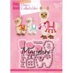 (COL1470)Collectables Eline's Alpaca