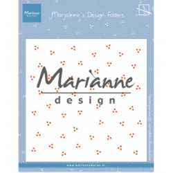 (DF3455)Marianne Design Folder Marjoleine's dots