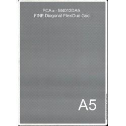 (M4012DA5)PCA® - FINE A5 DIAGONAL FlexiDuo Grid