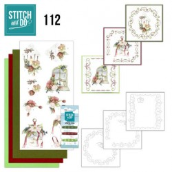 (STDO112)Stitch and Do 112 Warm Christmas Feelings