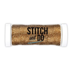 (SDCDS05)Stitch and Do Sparkles Embroidery Thread Bronze