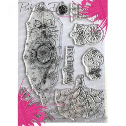 (PI036)Pink Ink Desings Baubles(Christmas Serie)