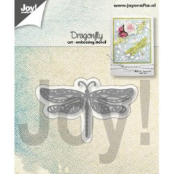 (6002/1293)Cutting & embossing dies Dragonfly