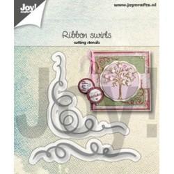 (6002/1295)Cutting dies Ribbon Swirls