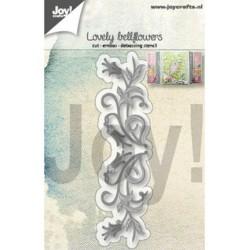 (6002/1300)Cutting, embossing & debossing dies Lovely bellflowers
