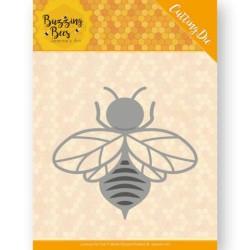 (JAD10072)Dies - Jeanines Art - Buzzing Bees - Hobbyzine Die - Buzzing Bee
