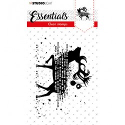 (STAMPSL391)Studio light Stamp Essentials Nr. 391