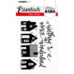 (STAMPSL393)Studio light Stamp Essentials Nr. 393