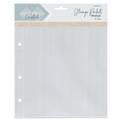(CDESP001)Card Deco Essentials - Stamp Pockets A5