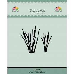 (MDL065)Dixi Craft Cattails Dies