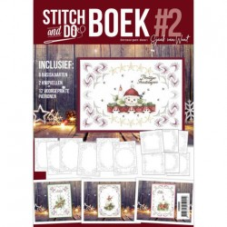 (STDOBB002)Stitch and Do A6 Boek 2