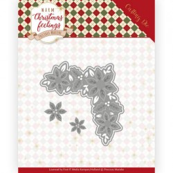 (PM10165)Dies - Precious Marieke - Warm Christmas Feelings - Christmas Corner