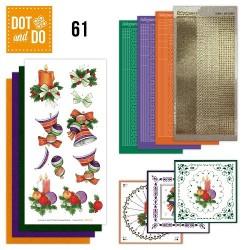 (DODO061)Dot and Do 61 - Kleurrijke Kerst
