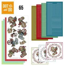 (DODO065)Dot and Do 65 - Kerstkousen