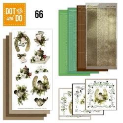 (DODO066)Dot and Do 66 - Christmas decoration