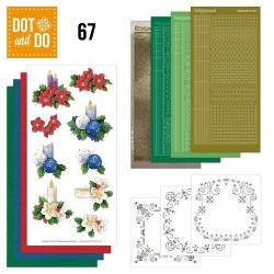(DODO067)Dot and Do 67 - Christmas Candles