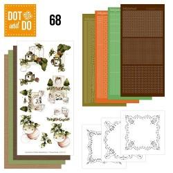 (DODO068)Dot and Do 68 - Rustic Christmas
