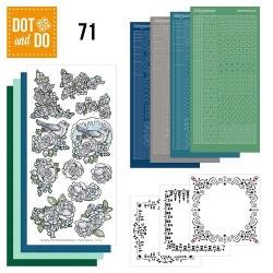 (DODO071)Dot and Do 71 - Flowers