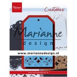 (LR0617)Creatables Classic label