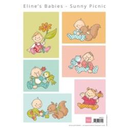 (AK0074)Eline's Sunny Picnic