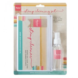 (LR0021)Marianne Design Stamp Cleaning Set