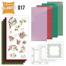 (SPDO017)Sparkles Set 17 - Warm Christmas Feelings