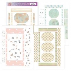 (ADFC10004)Printed Figure Cards - Amy Design - Cats World
