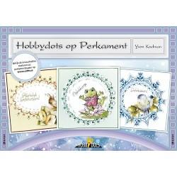 (HD116)Hobbydols 116 - Hobbydots op Perkament